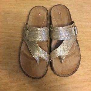 Clark's Unstructured Sandals